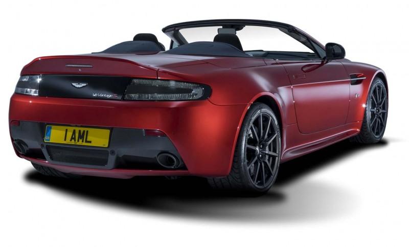 2014 Aston Martin V12 Vantage S Roadster 29