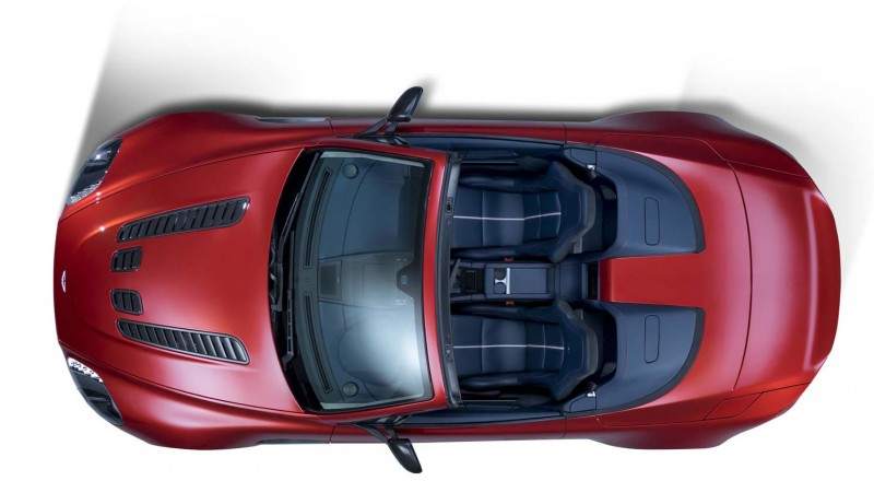 2014 Aston Martin V12 Vantage S Roadster 32