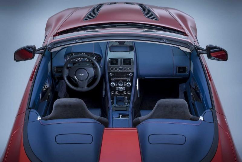 2014 Aston Martin V12 Vantage S Roadster 36