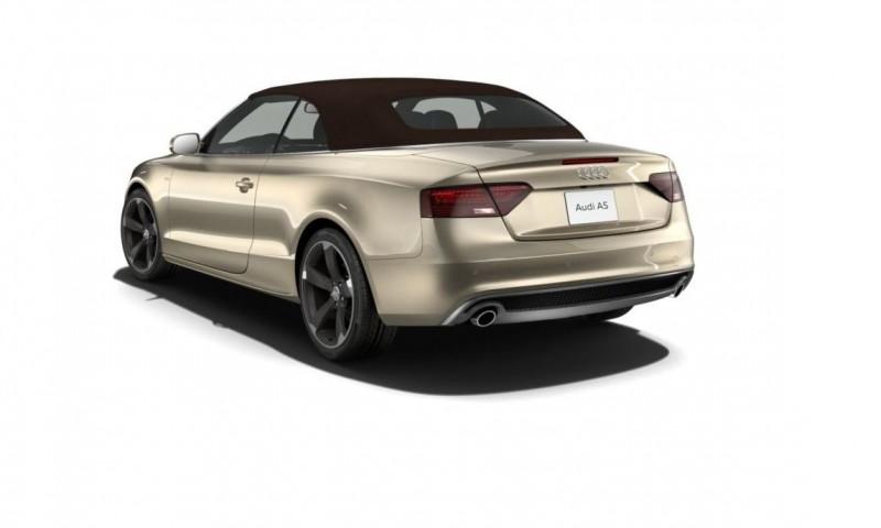 2014 Audi A5 Sport Package Cabriolet COLORS 27