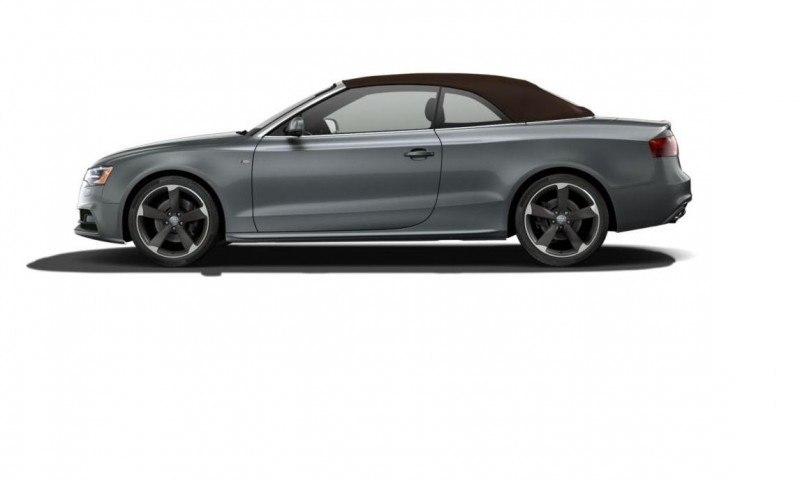 2014 Audi A5 Sport Package Cabriolet COLORS 32