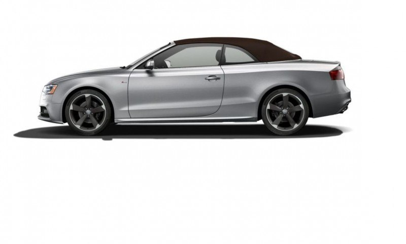 2014 Audi A5 Sport Package Cabriolet COLORS 50