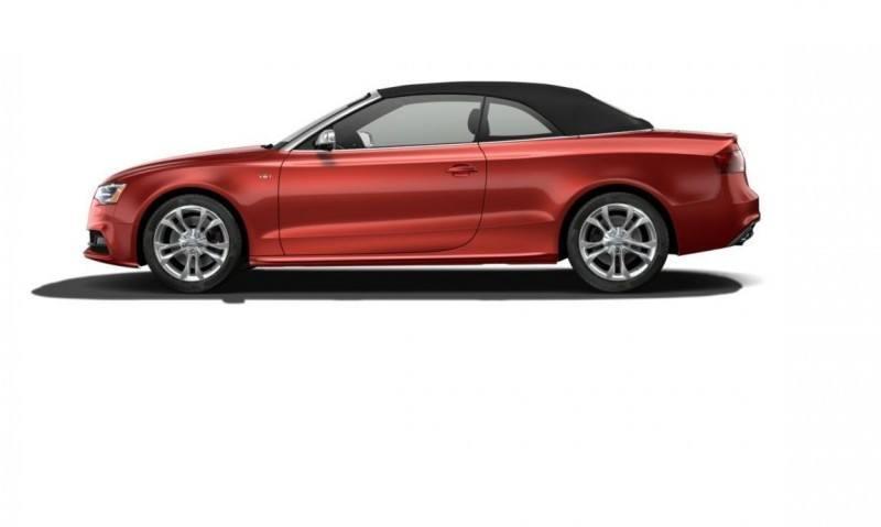 2014 Audi A5 Sport Package Cabriolet COLORS 56