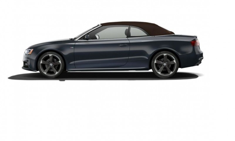 2014 Audi A5 Sport Package Cabriolet COLORS 59