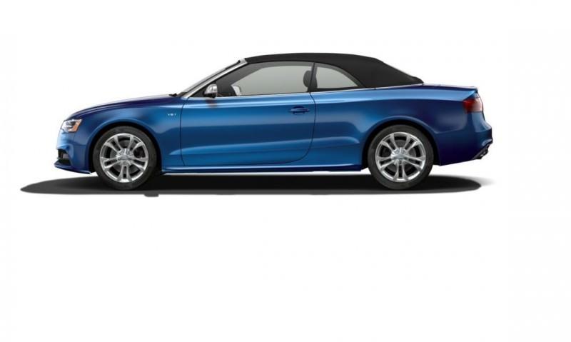 2014 Audi A5 Sport Package Cabriolet COLORS 68