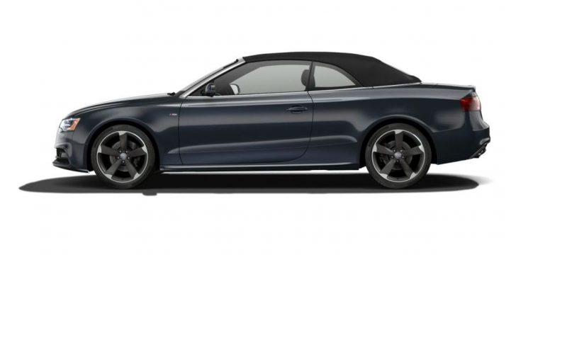 2014 Audi A5 Sport Package Cabriolet COLORS 74