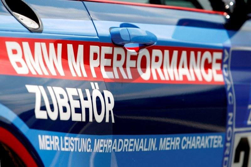 2014 BMW M235i Wearing Art Car Warpaint for Upcoming Nurbugring 24H Race 4