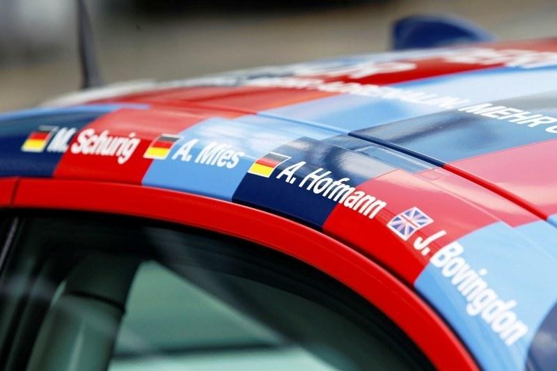 2014 BMW M235i Wearing Art Car Warpaint for Upcoming Nurbugring 24H Race 6