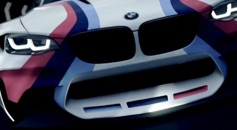 2014 BMW Vision Gran Turismo is 550HP Dream M4 CSL Widebody 10