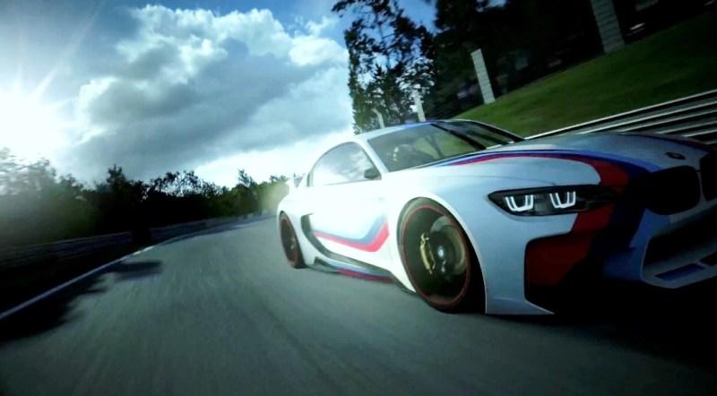 2014 BMW Vision Gran Turismo is 550HP Dream M4 CSL Widebody 14