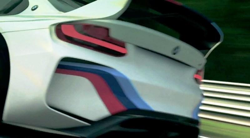 2014 BMW Vision Gran Turismo is 550HP Dream M4 CSL Widebody 17