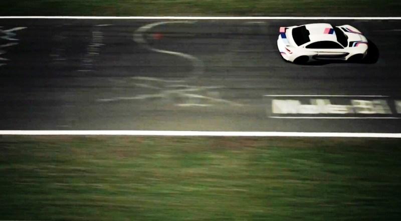2014 BMW Vision Gran Turismo is 550HP Dream M4 CSL Widebody 25