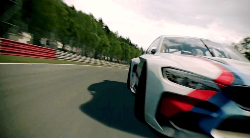2014 BMW Vision Gran Turismo is 550HP Dream M4 CSL Widebody 34