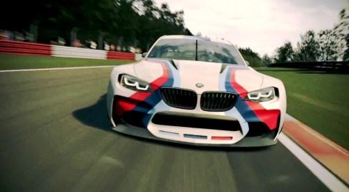 2014 BMW Vision Gran Turismo is 550HP Dream M4 CSL Widebody 35