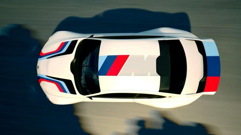 2014 BMW Vision Gran Turismo is 550HP Dream M4 CSL Widebody 53