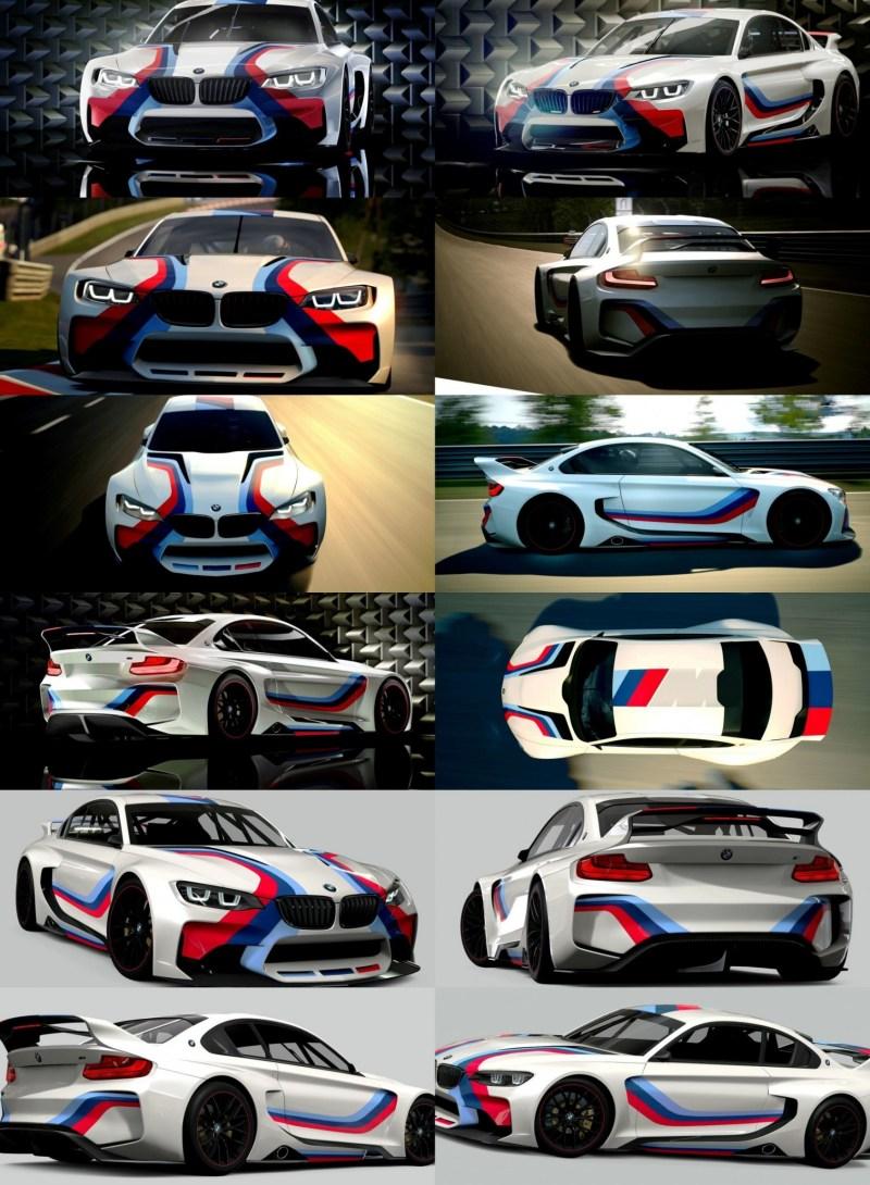 2014 BMW Vision Gran Turismo is 550HP Dream M4 CSL Widebody 55-tile