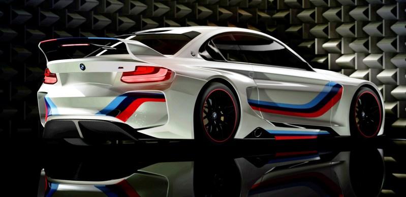 2014 BMW Vision Gran Turismo is 550HP Dream M4 CSL Widebody 56