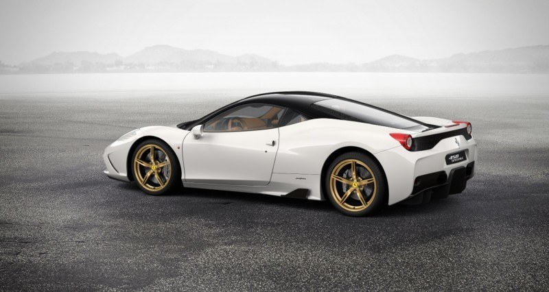2014 Ferrari 458 Speciale Featured in All-New Car Configurator - See and Hear My Ideal Fezza 105