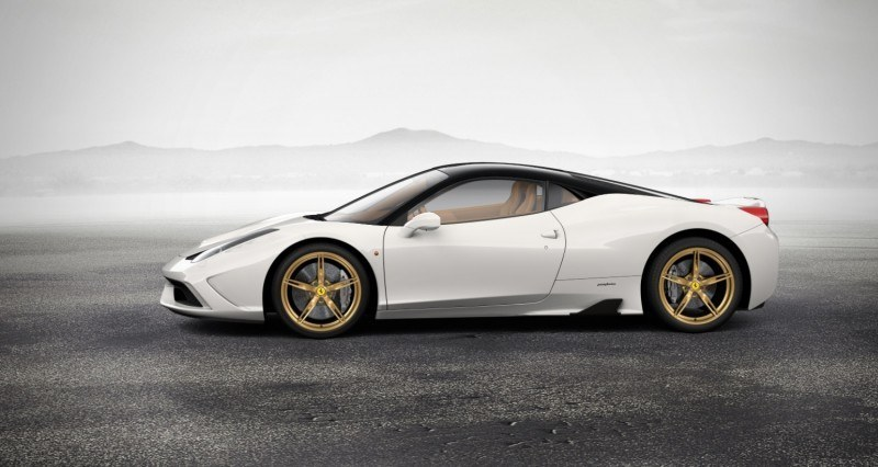 2014 Ferrari 458 Speciale Featured in All-New Car Configurator - See and Hear My Ideal Fezza 107