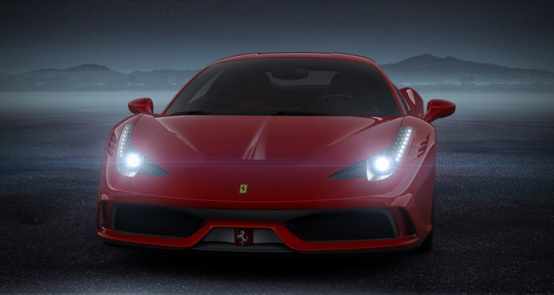 2014 Ferrari 458 Speciale Featured in All-New Car Configurator - See and Hear My Ideal Fezza  16