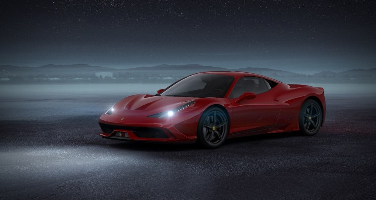 2014 Ferrari 458 Speciale Featured in All-New Car Configurator - See and Hear My Ideal Fezza 23
