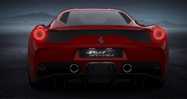 2014 Ferrari 458 Speciale Featured in All-New Car Configurator - See and Hear My Ideal Fezza 3