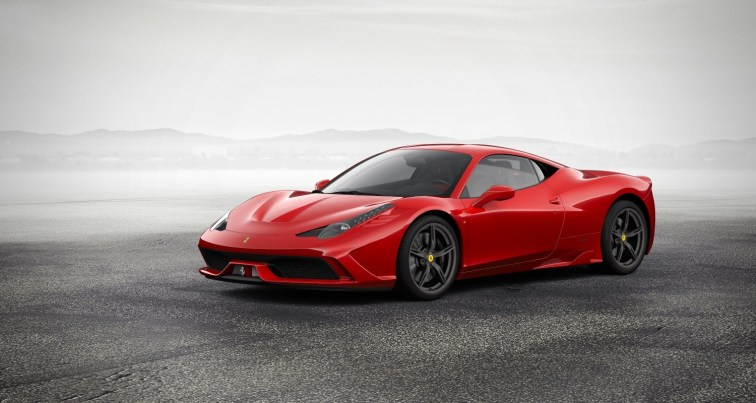 2014 Ferrari 458 Speciale Featured in All-New Car Configurator - See and Hear My Ideal Fezza 31