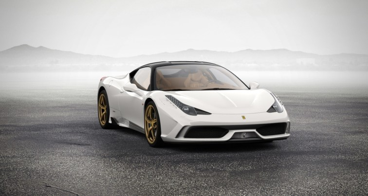 2014 Ferrari 458 Speciale Featured in All-New Car Configurator - See and Hear My Ideal Fezza 51