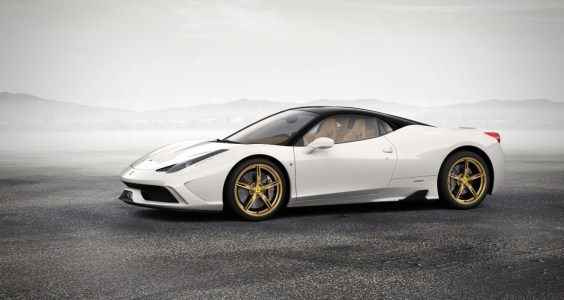 2014 Ferrari 458 Speciale Featured in All-New Car Configurator - See and Hear My Ideal Fezza 65