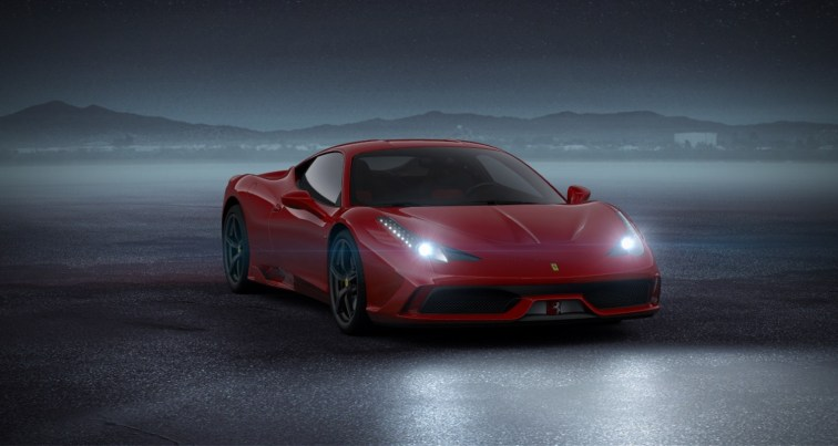 2014 Ferrari 458 Speciale Featured in All-New Car Configurator - See and Hear My Ideal Fezza 7