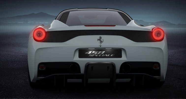 2014 Ferrari 458 Speciale Featured in All-New Car Configurator - See and Hear My Ideal Fezza 77