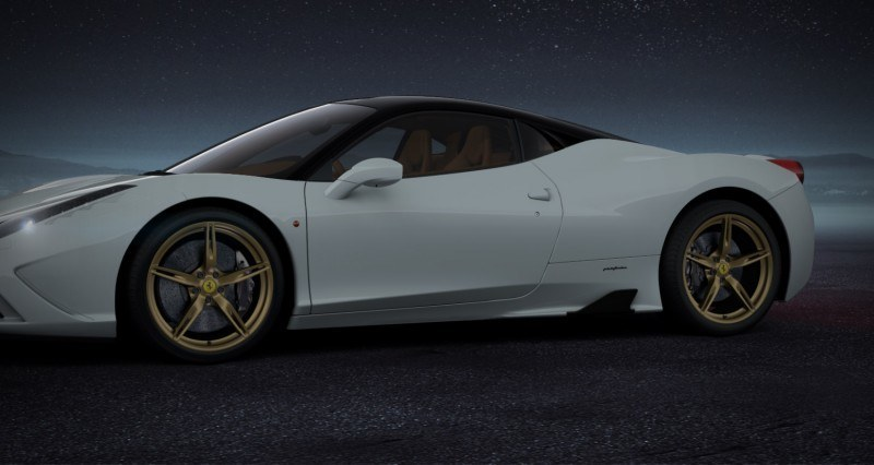 2014 Ferrari 458 Speciale Featured in All-New Car Configurator - See and Hear My Ideal Fezza 81