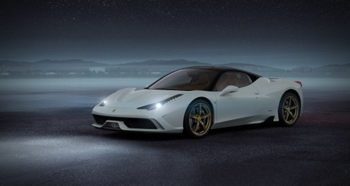 2014 Ferrari 458 Speciale Featured in All-New Car Configurator - See and Hear My Ideal Fezza 83