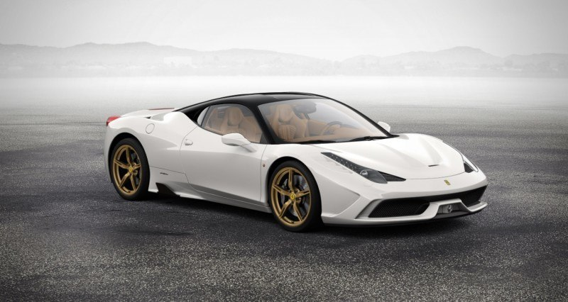2014 Ferrari 458 Speciale Featured in All-New Car Configurator - See and Hear My Ideal Fezza 95