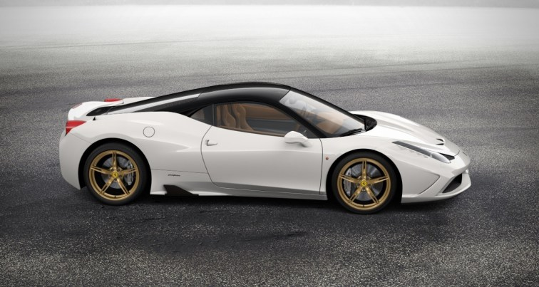 2014 Ferrari 458 Speciale Featured in All-New Car Configurator - See and Hear My Ideal Fezza 97