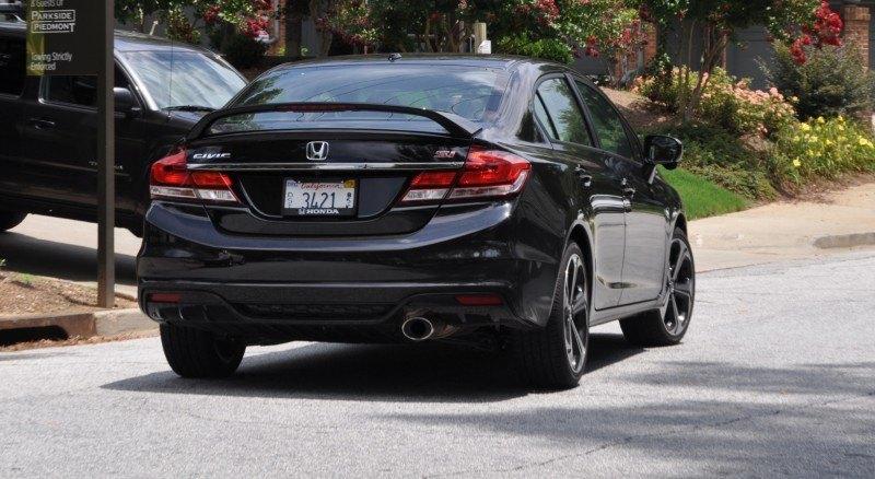 2014 Honda Civic Si Sedan Looking FU Cool In 32 Real-Life Photos 29