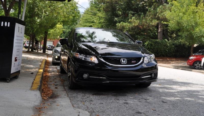 2014 Honda Civic Si Sedan Looking FU Cool In 32 Real-Life Photos 5