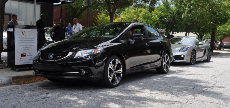 2014 Honda Civic Si Sedan Looking FU Cool In 32 Real-Life Photos 9