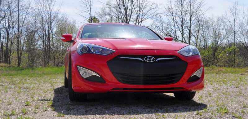 2014 Hyundai Genesis Coupe 3.8L V6 R-Spec - Road Test Review of FAST and FUN RWD Sportscar 20
