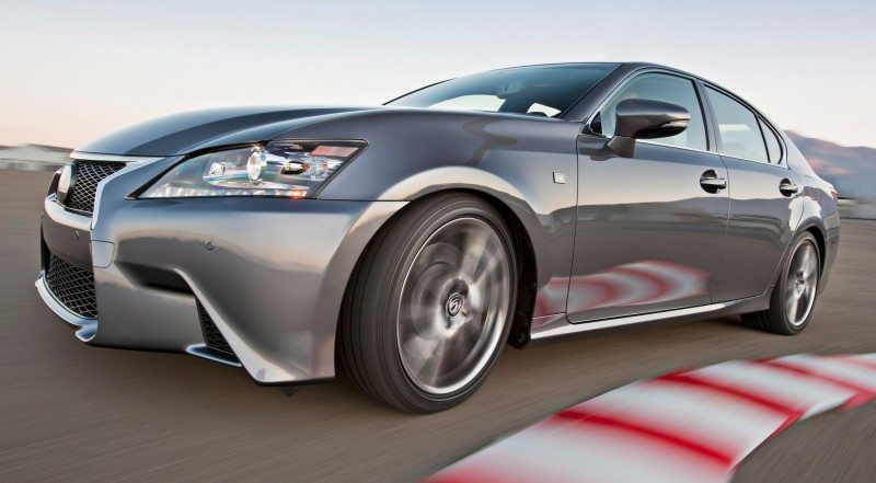 2014 Lexus GS350 and GS F Sport - Buyers Guide Info 16