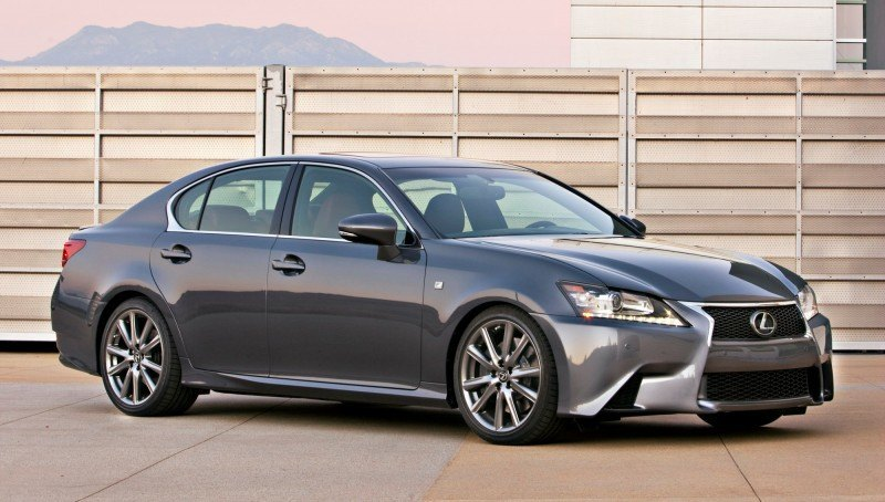 2014 Lexus GS350 and GS F Sport - Buyers Guide Info 21