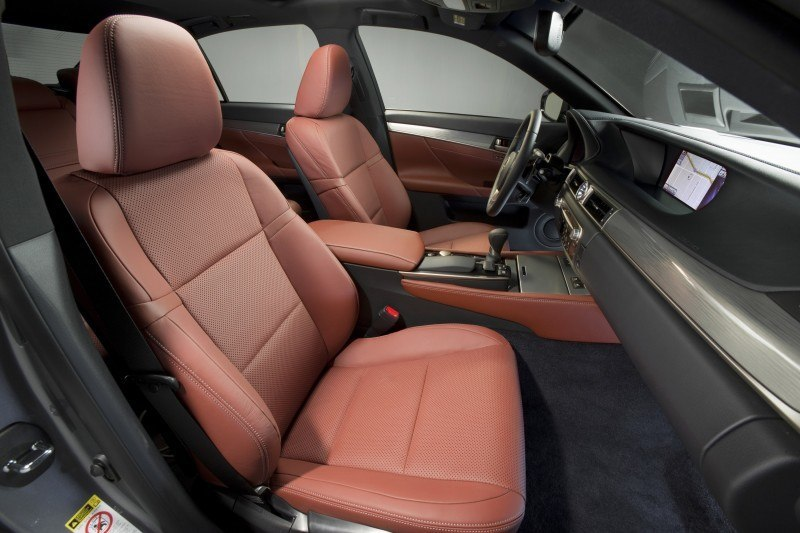 2014 Lexus GS350 and GS F Sport - Buyers Guide Info 29