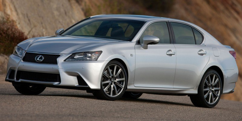 2014 Lexus GS350 and GS F Sport - Buyers Guide Info 9