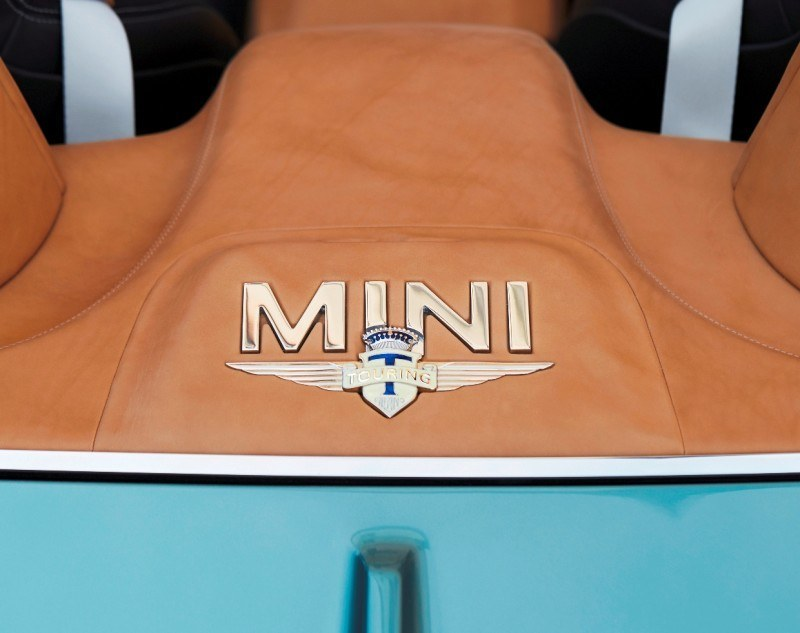 2014 MINI Superleggera Concept is Dreamy Roofless Speedster17