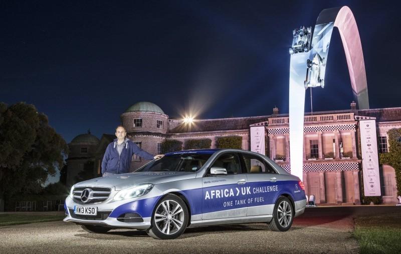 2014 Mercedes-Benz E400 BlueTec Hybrid 11