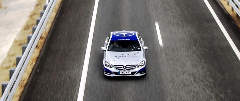 2014 Mercedes-Benz E400 BlueTec Hybrid 5