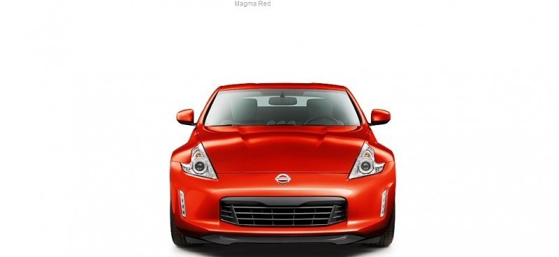 2014 Nissan 370Z Coupe - Colors, Specs, Options and Prices from $30k 15