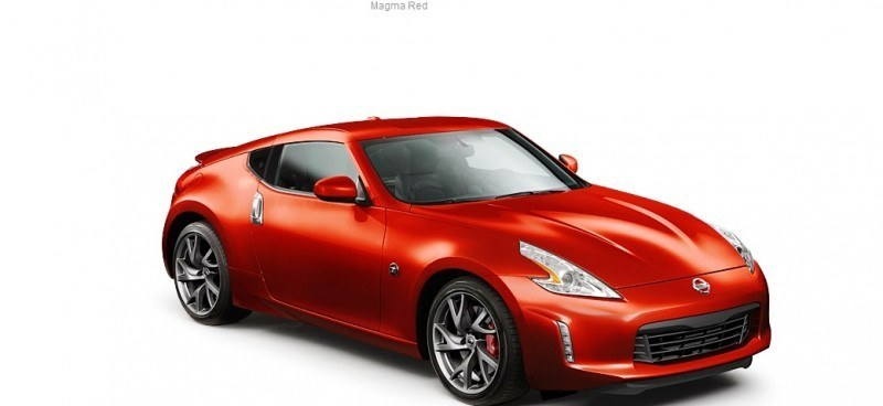 2014 Nissan 370Z Coupe - Colors, Specs, Options and Prices from $30k 24