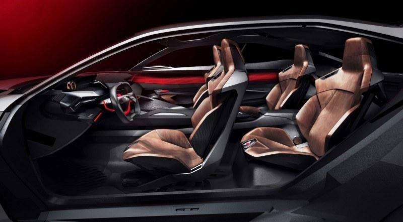 2014 Peugeot Quartz Concept Revealed Ahead of Paris Show  14