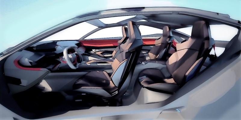 2014 Peugeot Quartz Concept Revealed Ahead of Paris Show  6